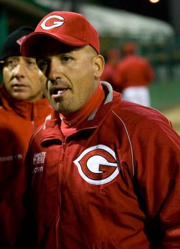Mauro Mazzotti with Grosseto in 2008
