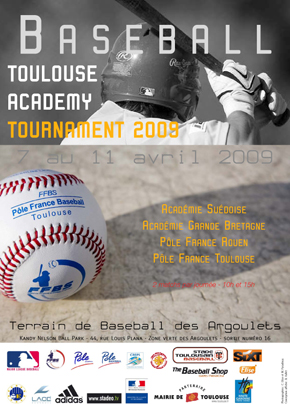 MLB Tournament Toulouse