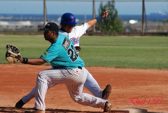 Tenerife Marlins won twice in Sant Boi last Weekend