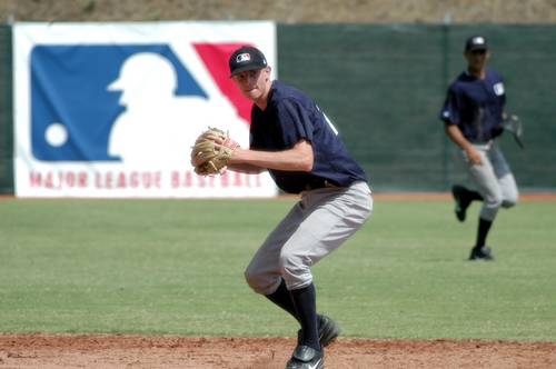 MLB European Academy in Tirrenia