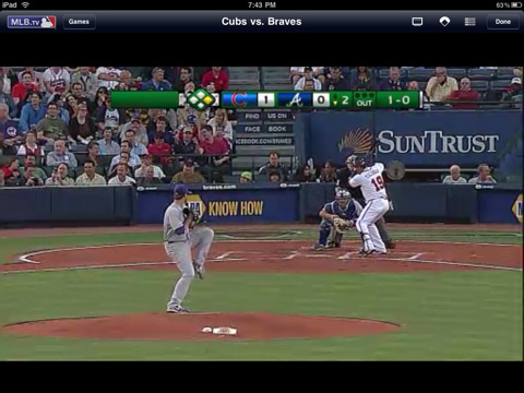 Screenshot2 - MLB At Bat 2010 - Apple iPad App