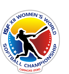 Logo Softball Worlds