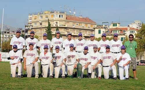 Nada SSM wins Croatian Championship