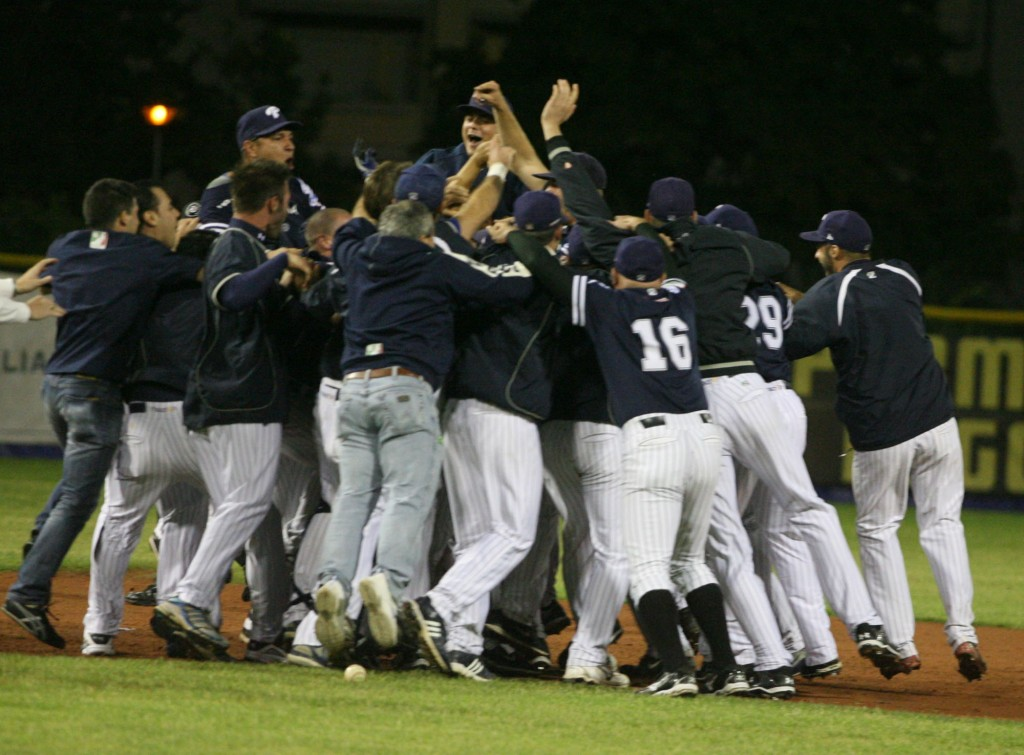 Parma wins 2010 Italian Baseball Championship
