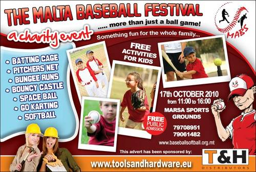 Malta Baseball Festival