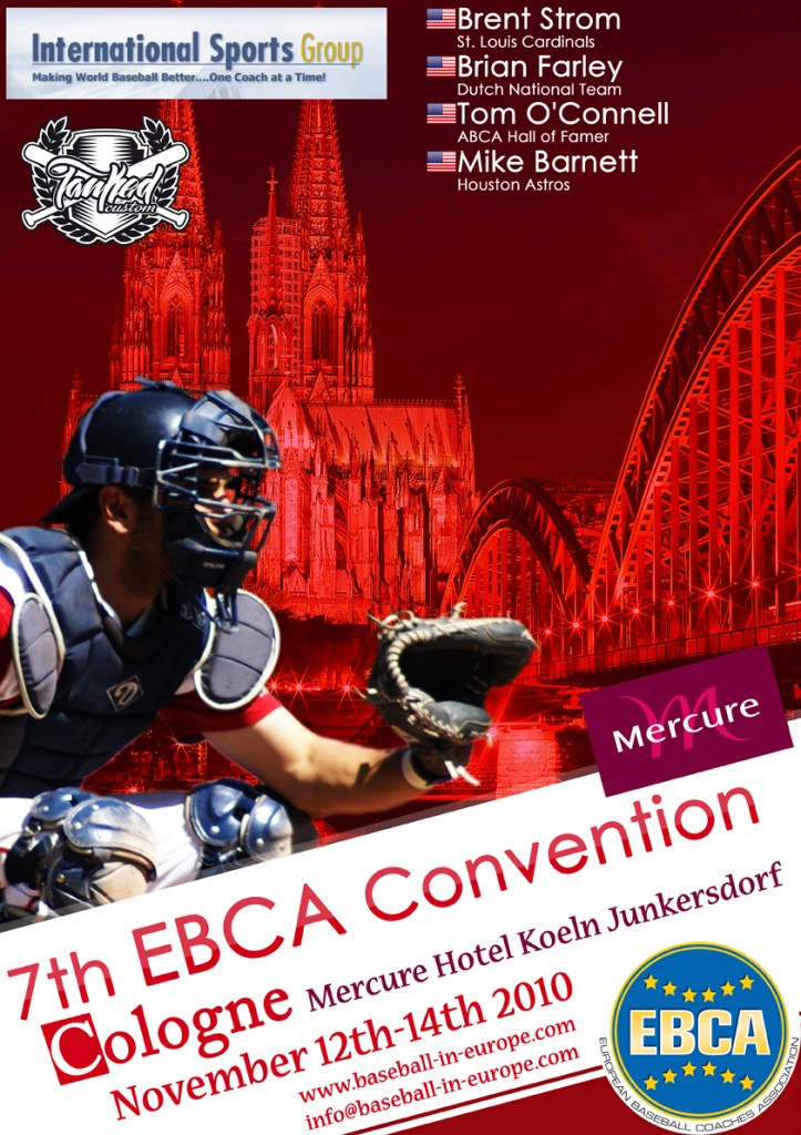 European Baseball Coaches Association in Cologne