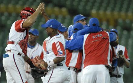 Cuba celebrates ICC Title