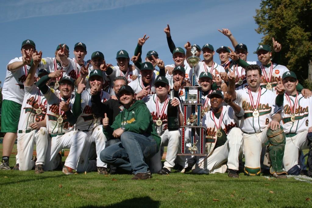Athletics win 2010 Austrian Championship