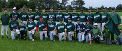 Spartans 2010 Irish Winner