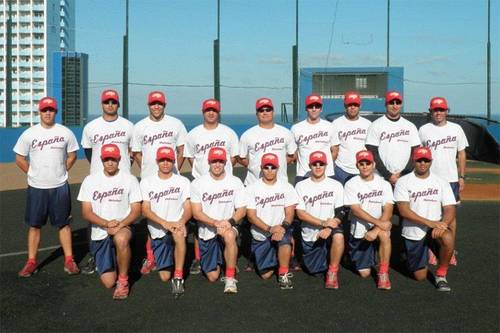 Spanish National Team in Tenerife