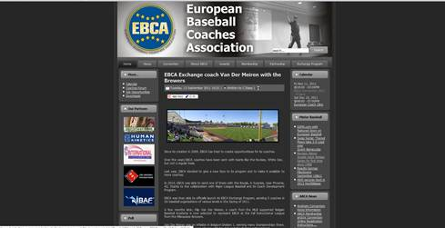 EBCA launches new Website