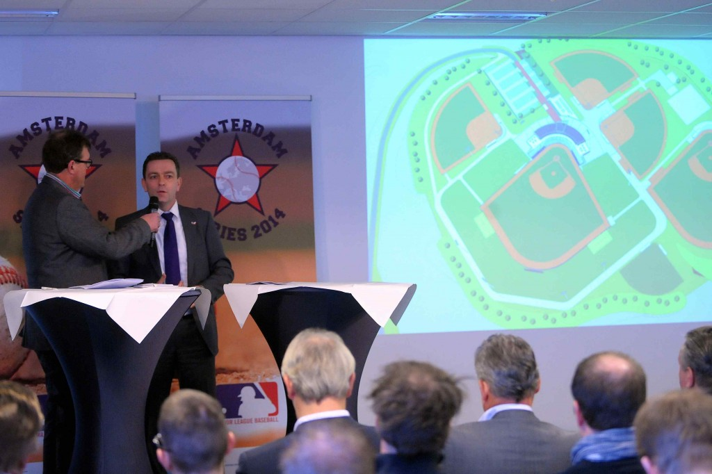 First MLB Games in Europe go to the Netherlands