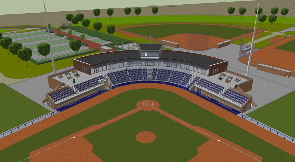 MLB Regular Season Games in new Hoofddorp Stadium in 2014 or 2015 a Possibility