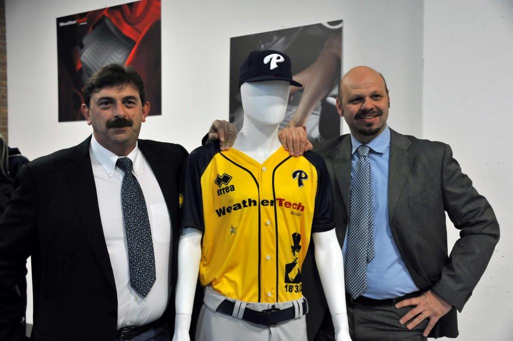 new sponsor for parma baseball - news - italian baseball leagues