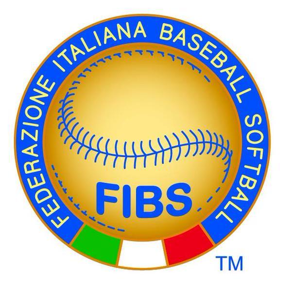 New Logo for Italian Baseball and Softball Federation (FIBS) - News -  Italian Baseball Leagues, News - Italian National Teams, News - Italian  Softball Leagues - Mister Baseball