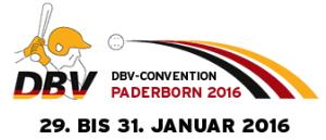 DBV Convention 2016 Banner