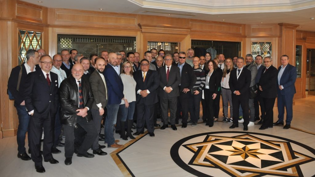 European Baseball-Softball leaders unite in Athens to boost