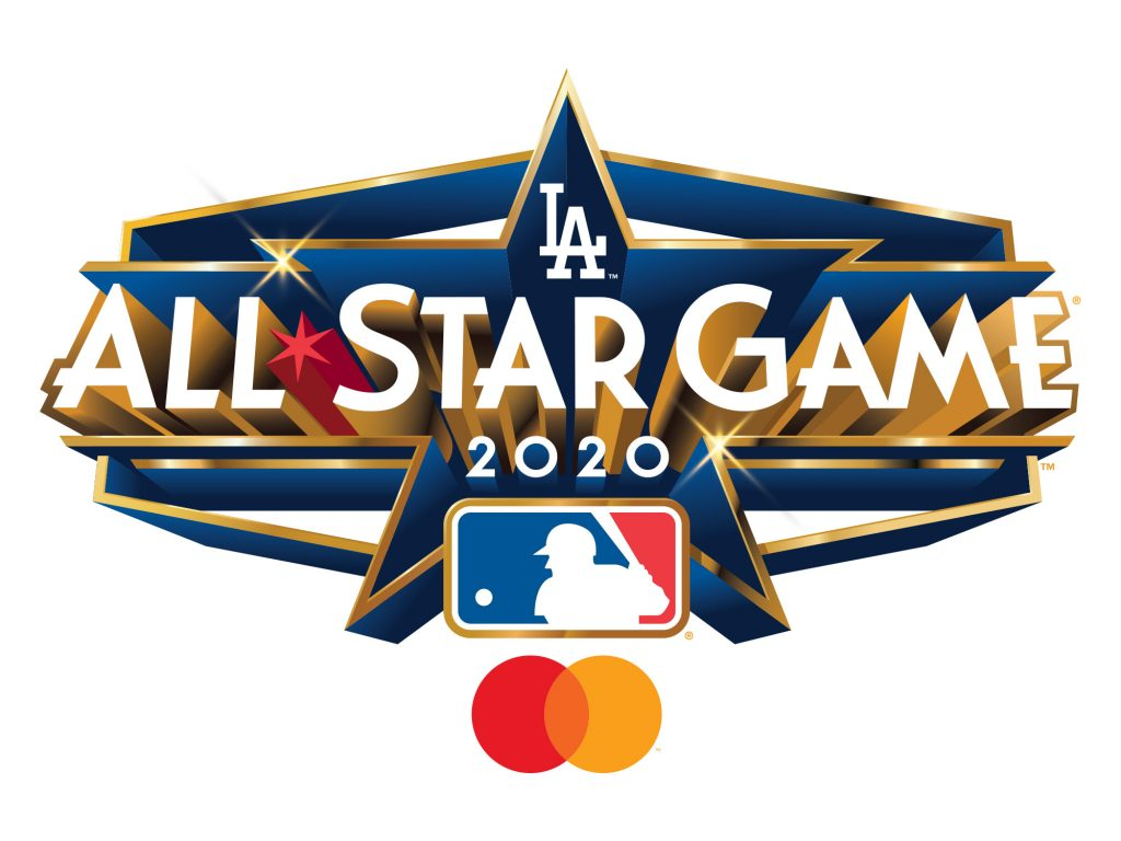 Mlb And The Los Angeles Dodgers Unveil The Official Logo Of The